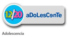 Logotipo Programa Adolescente 12/20