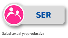 Logotipo Programa Salud Sexual y Reproductiva